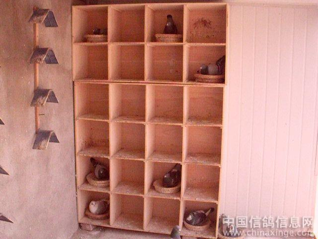 鸽舍巢箱设计图
