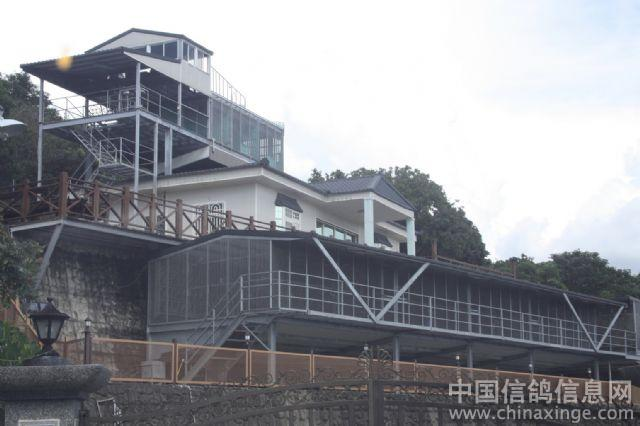 台湾鸽舍入口设计图