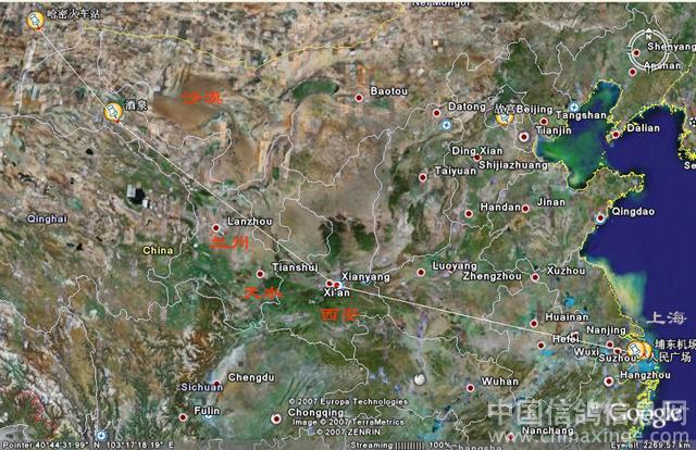 广东谷歌地图全图