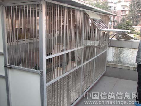 鸽子笼安装详细步骤图