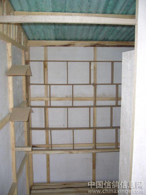 鸽舍内部构造(幼鸽棚)相册设计创意图片素材图片