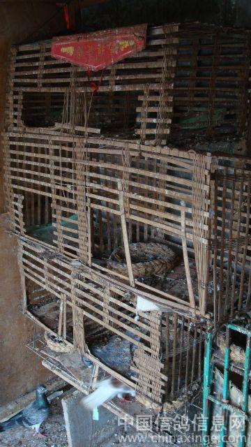 竹子地笼制作图解
