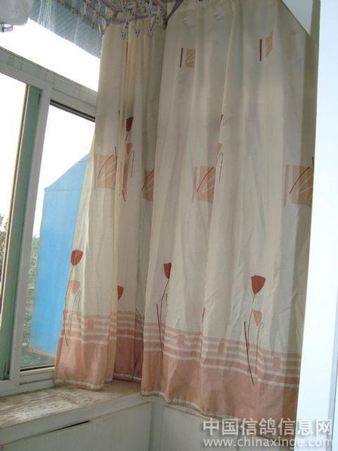 凉台窗帘效果图欣赏