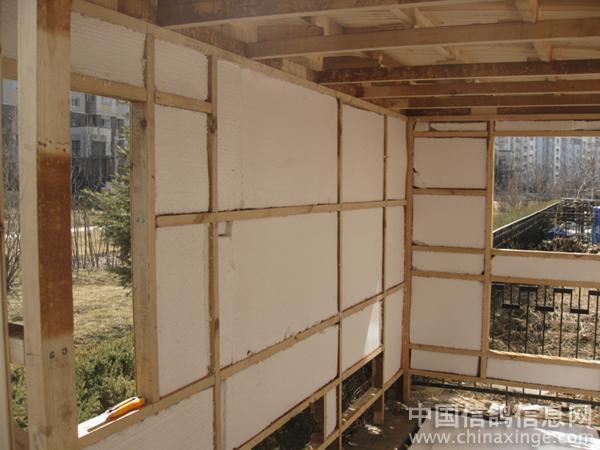 """第一点:""""双层木板内加保温层的设计"""""""