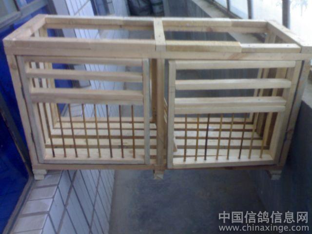 鸽子集笼设计图