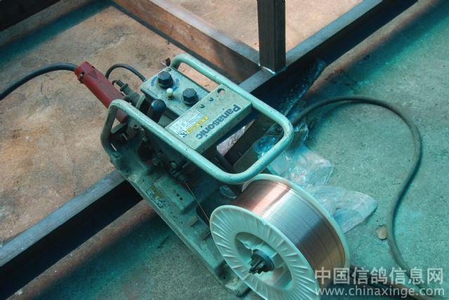 自制交流焊机电路图