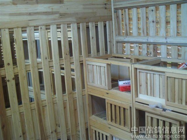 全木结构台试