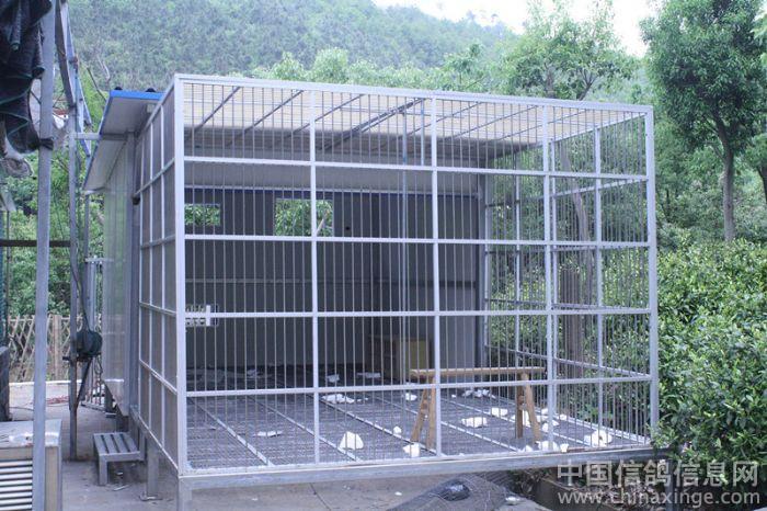 中国 鸽舍/建造中的鸽舍...