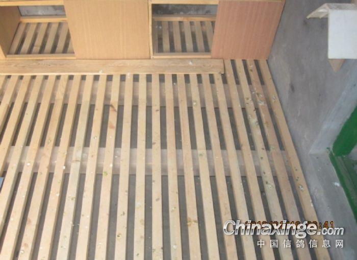 室内木制地网