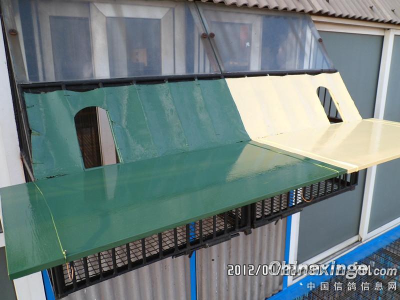 鸽舍降落台设计图片