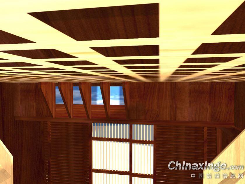 鸽棚设计图_豪华鸽棚设计图一组--中国信鸽信息网相册